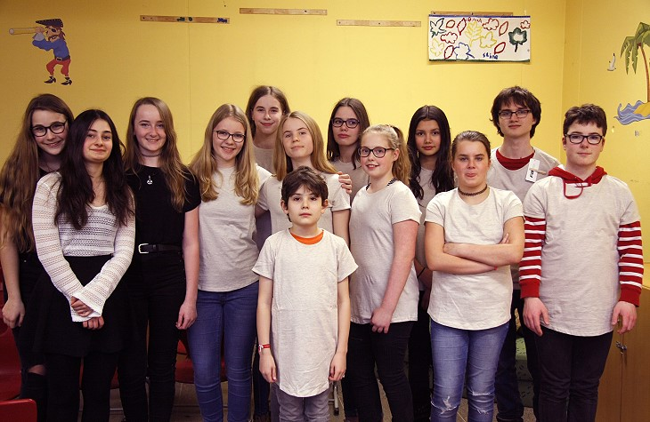 Unsere Kindergruppe